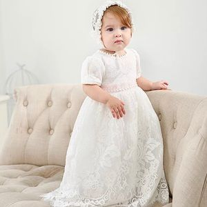 New with tag 6m baby wedding lace baptism dress